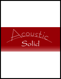 Acustic Solid